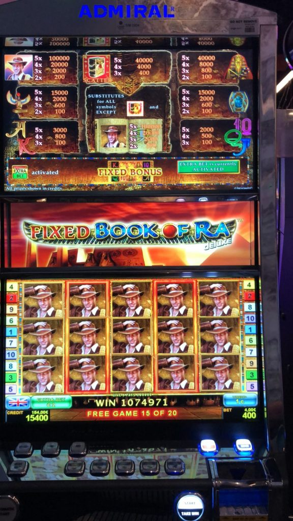 Fixed Book Of Ra Freespins 5 Cowboys